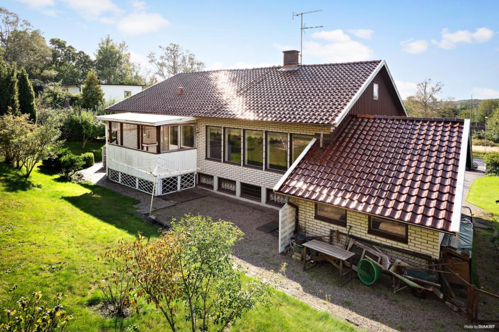 Villa i Tångaberg